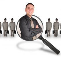 Konsulentfirmaet finder kandidaten